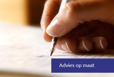 Ondersteuning, advies en begeleiding bij uw inschrijving